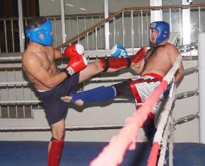 منتخب سورية للكيك بوكسينغ يشارك في البطولة العربية للمواي تاي في لبنان