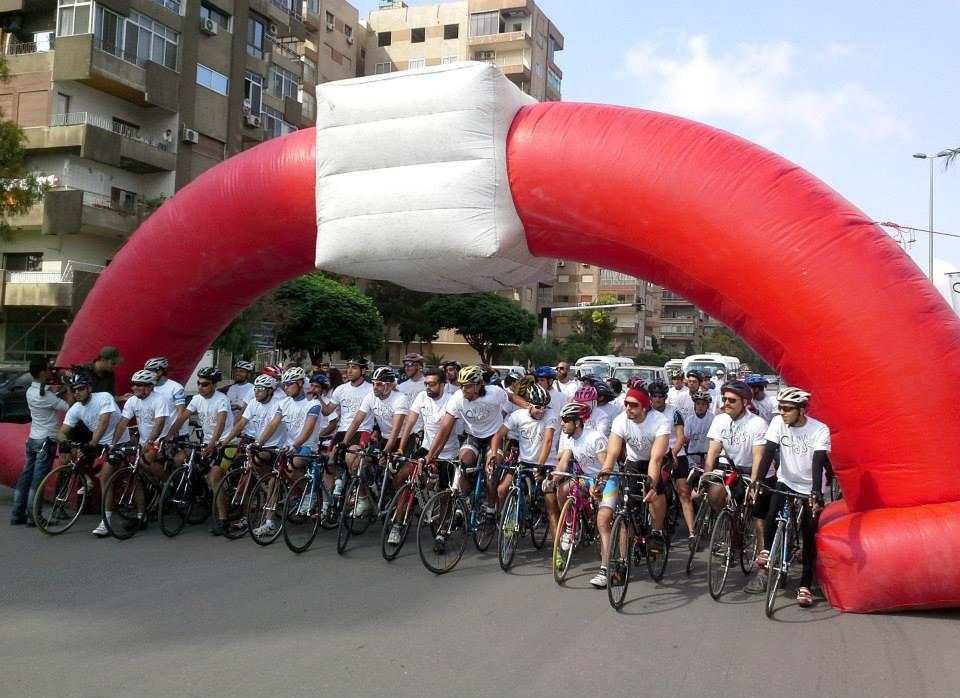 محمد نويصر يحرز المركز الأول في بطولة حماة بلعبة الدراجات لمسافة 14 كم