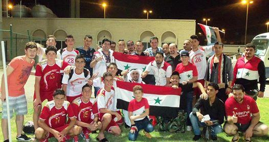 ( الاثنين ) يلتقي السالمية في معسكره التحضيري بالملاعب الكويتية منتخبنا الوطني للناشئين يسجل سداسية نظيفة بشباك اليرموك