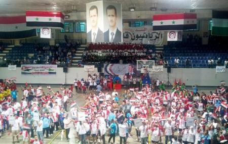 """افتتاح الدورة الأولى للأولمبياد الخاص تحت شعار """"حلوة يا بلدي"""""""