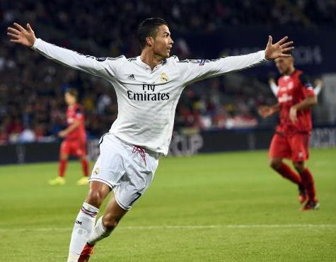 نجم عربي يرافق رونالدو في قائمة أسرع لاعبي المونديال