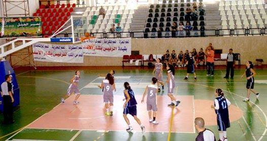 منافسة قوية في دورة القسم العاشرة بكرة السلة للسيدات