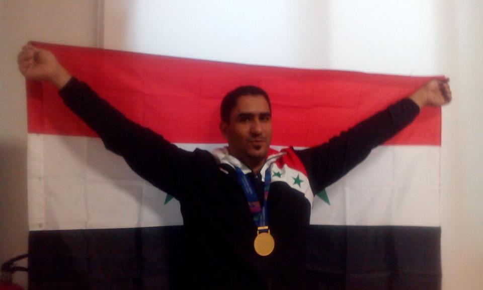 محمد خالد المحمد يحرز فضية رمي الرمح في دورة الألعاب الآسيوية لذوي الاحتياجات الخاصة