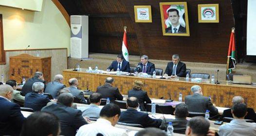 المجلس المركزي للاتحاد الرياضي العام يناقش أنظمة القانون رقم 8 الناظم للحركة الرياضية في سورية