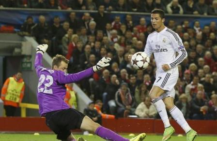 ريال مدريد يحذر برشلونة عبر تحطيم ليفربول
