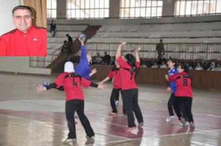 اختتام الدورة المركزية للتحكيم والتدريب بلعبة كرة اليد في حماة