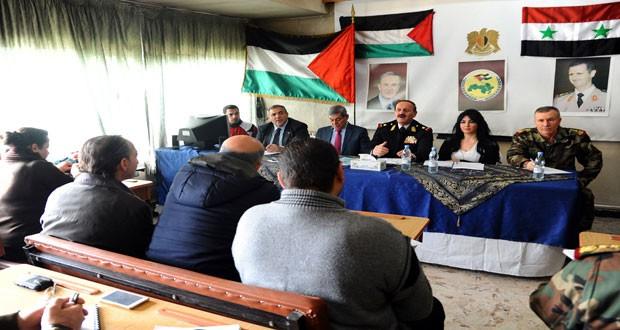 نادي الجيش المركزي يطالب بالتعاون لتحقيق المزيد من الإنجازات