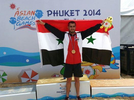 لجنة الصحفيين الرياضيين تختار مجد غزال وصالح محمد ومحمد خالد المحمد نجوم الرياضة السورية لعام 2014