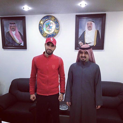 أحمد ديب ينضم للسالمية الكويتي