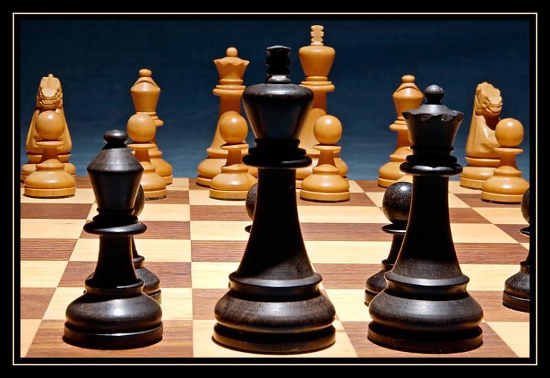 فضية للاعب مالك قونيه لي في دورة العراق الدولية للشطرنج
