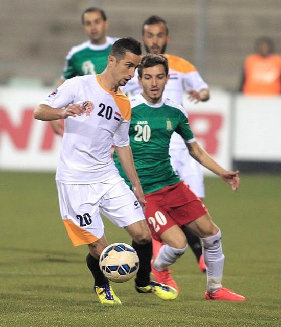 الاتحاد الاسيوي يثبت موعد مباراة الوحدات الأردني والوحدة