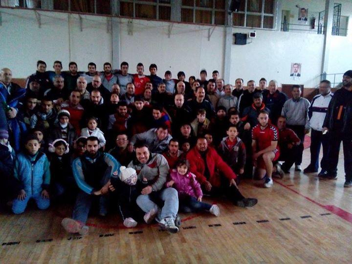 اختتام دورة نادي الطليعة التنشيطية بكرة اليد