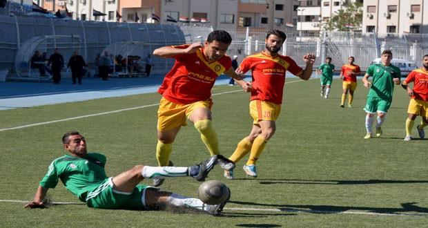 تشرين يتعاقد مع لاعبين جدد بالفريق الكروي