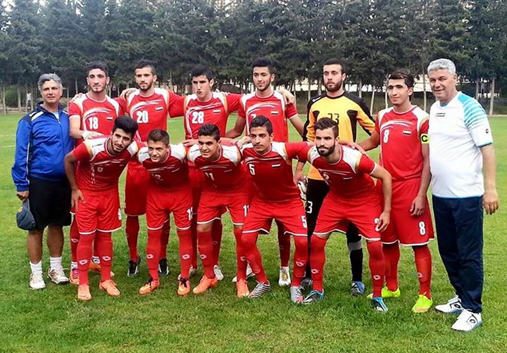 منتخب سورية للرجال يخسر أمام رودار فيلينجي السلوفيني