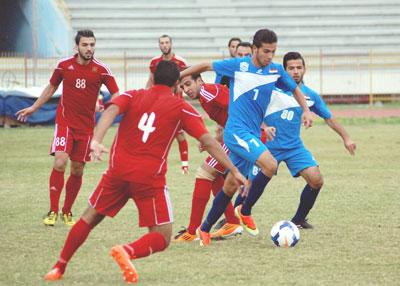 الكرامة يواجه الحرية في كأس الجمهورية لكرة القدم