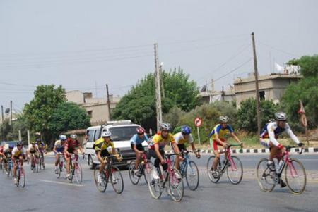 دراجات حمص تسعى للارتقاء بواقعها نحو الأفضل