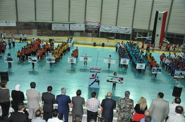 اللجنة التنفيذية للاتحاد الرياضي بحماة تقيم نتائج منتخبات المحافظة بأولمبياد الناشئين