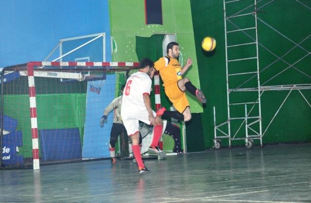 صحيفة الاتحاد والإذاعة السورية إلى نهائي دوري المؤسسات الإعلامية السادس بكرة القدم