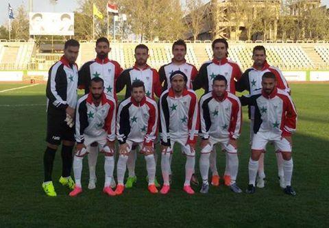 منتخب سورية لكرة القدم يبدأ معسكرا تدريبيا جديدا استعدادا لملاقاة نظيره الكوري الديمقراطي وديا