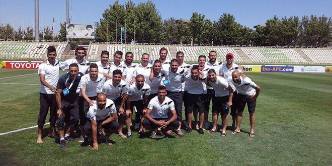 الجيش يتجاوز نفط الوسط العراقي ويبلغ ربع نهائي كأس الاتحاد الآسيوي لكرة القدم