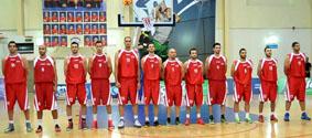 رجال سلتنا للأردن للمشاركة في بطولة غرب آسيا