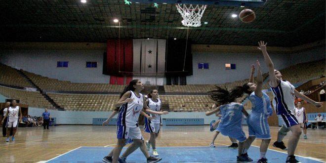 منافسات الدور النهائي لدوري كرة السلة للسيدات تنطلق غدا