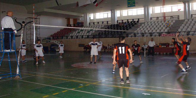 رئيس اتحاد كرة الطائرة: المستوى الذي ظهرت به فرق المجموعة الأولى في بطولة دوري الشباب يبعث على التفاؤل