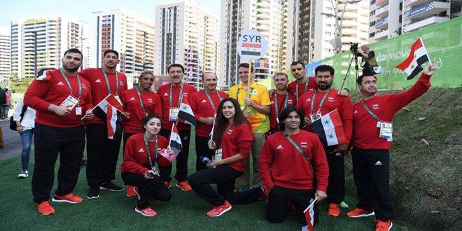 مشاركة دون الطموح للاعبي سورية في أولمبياد ريو دي جانيرو