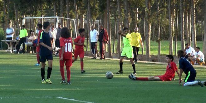انطلاق بطولة منتخبات المحافظات للأشبال بكرة القدم