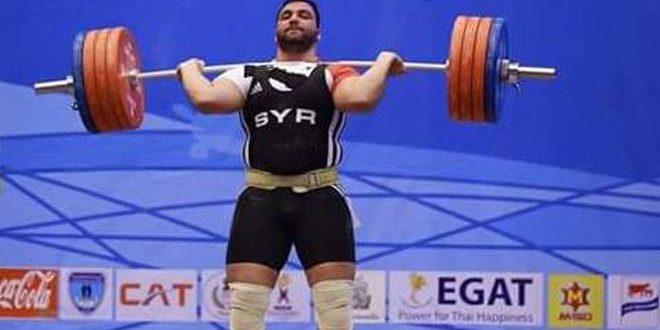 معن أسعد يودع منافسات رفع الأثقال في أولمبياد ريو