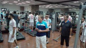 منتخب سورية لكرة القدم يصل أوزبكستان تحضيرا للقاء منتخبها في تصفيات مونديال روسيا