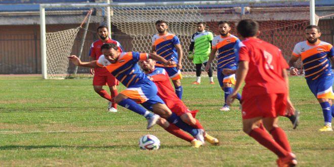 فوز المحافظة والاتحاد في بطولة كأس التحدي لكرة القدم