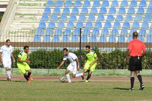 تشرين يستعيد صدارة المجموعة الثانية بالدوري التصنيفي لكرة القدم