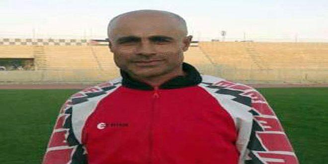 تعيين حسن جاجان مدربا لفريق الجهاد لكرة القدم