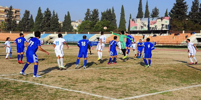 الوحدة للتعويض أمام الطليعة وجبلة لمصالحة جماهيره في الجولة الخامسة من الدوري الكروي