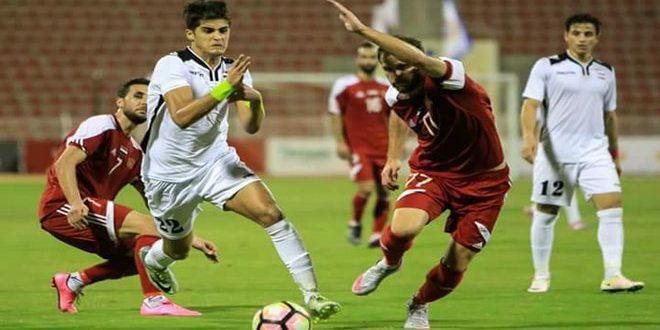 منتخب سورية العسكري يلتقي نظيره الألماني في ربع نهائي كأس العالم