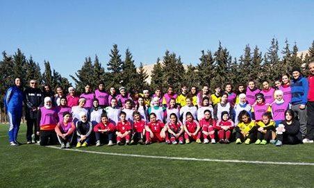 منتخب السيدات يختتم معسكره التدريبي الأول استعداداً للتصفيات الآسيوية