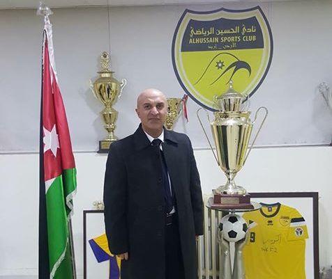 البحري مديرًا فنيًا للحسين اربد الاردني
