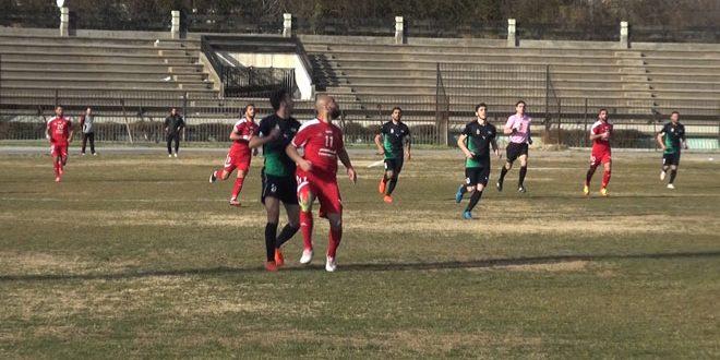 الجيش يواصل نتائجه الإيجابية في الدوري الممتاز لكرة القدم بفوزه على المحافظة