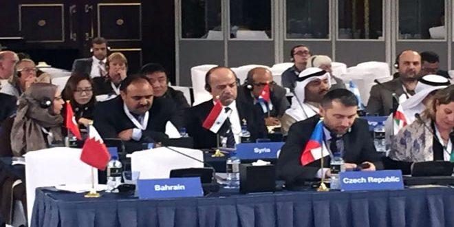 """سورية تعود مجددا لمؤتمرات المنظمة العالمية للجواد العربي """"الواهو"""" من بوابة مؤتمر البحرين"""
