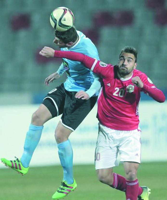 مارديكيان يتصدر هدافي الدوري الأردني