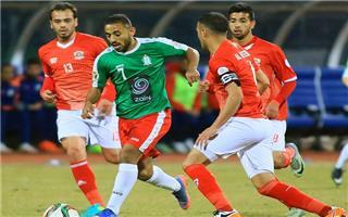187 هدفًا حصيلة الدوري الأردني في 90 مباراة