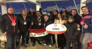 بمشاركة سورية افتتاح بطولة الألعاب الأولمبية الشتوية الدولية الخاصة الحادية عشرة في النمسا