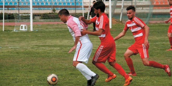 الجيش يتعادل مع الكرامة في الدوري الممتاز لكرة القدم