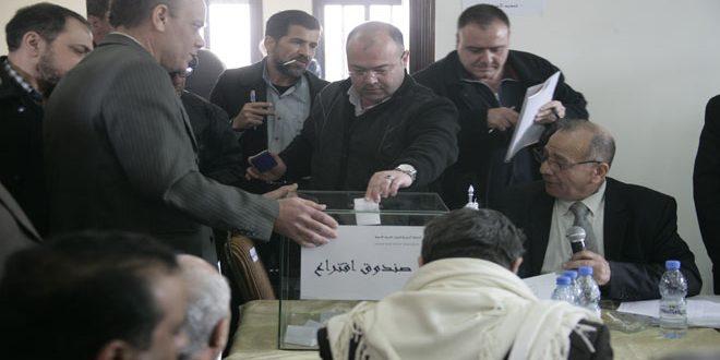 انتخاب مجلس إدارة جديد للجمعية السورية للخيول العربية الأصيلة