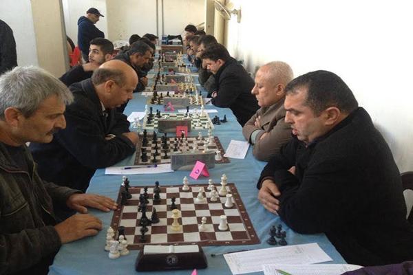 هيئة الإدارة المحلية أولاً في بطولة الجمهورية للشطرنج