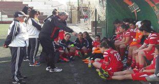 منتخب سورية للسيدات بكرة القدم يتابع استعداداته للتصفيات الآسيوية