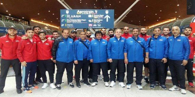 معنويات لاعبي منتخبنا عالية للقاء أوزبكستان غداً الخميس