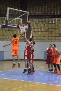 فريق الطليعة يفوز ببطولة دوري كرة السلة لفئة الناشئين