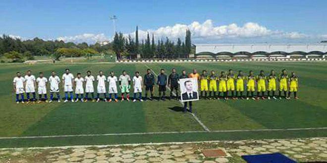 العربي يفوز على البريقة والساحل على مصفاة بانياس في دوري الدرجة الأولى لكرة القدم